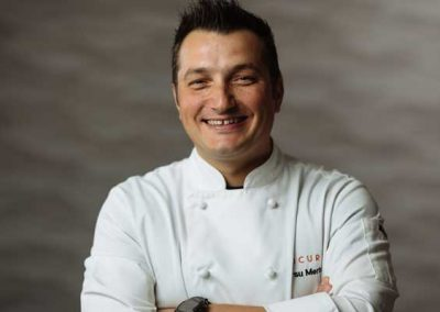 Chef Spotlight on Gursu Mertel Foodservice Sustainability
