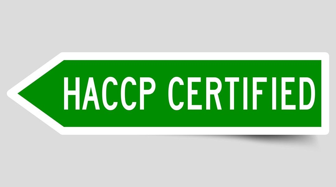 HACCP Certification for Gram Commercial Refrigeration