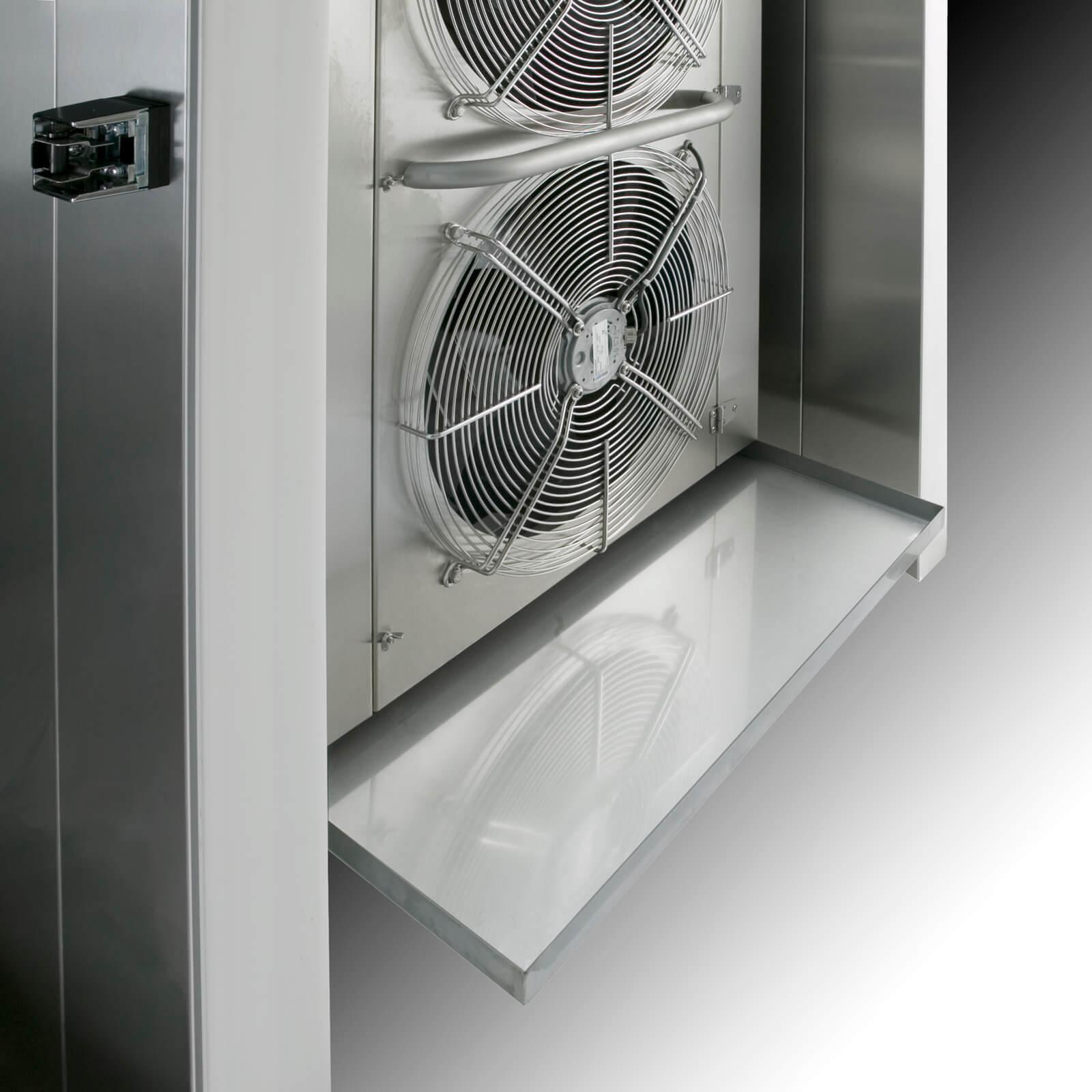 vertical-condenser-unit-blast-chiller