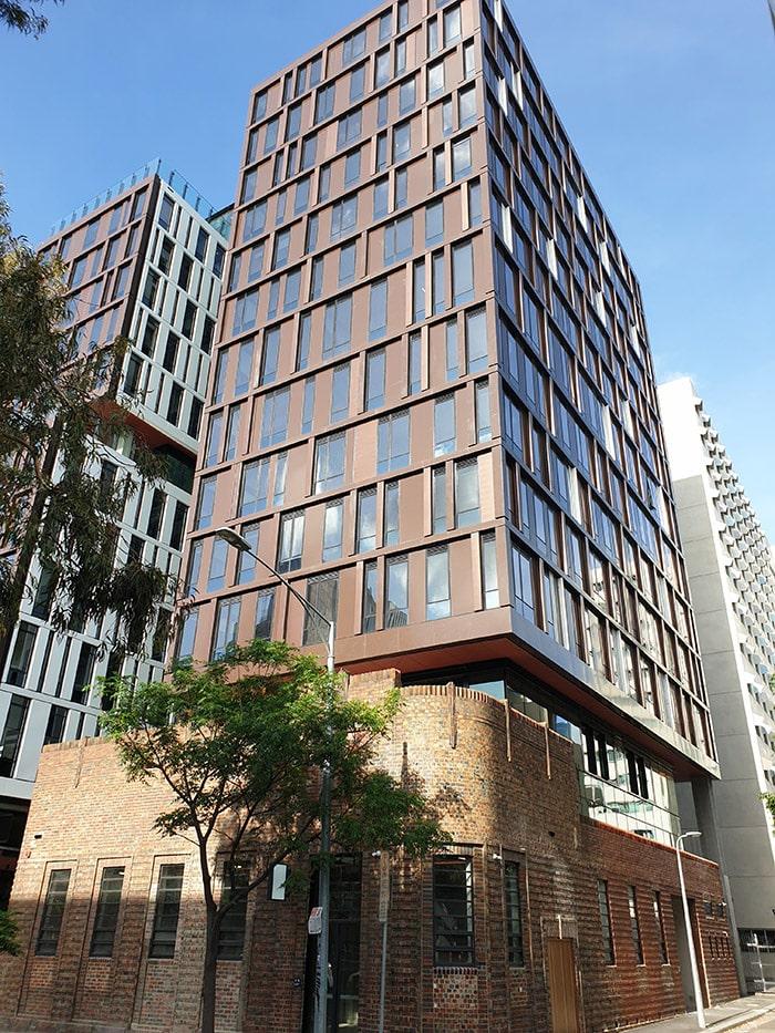 Monash Unilodge green building