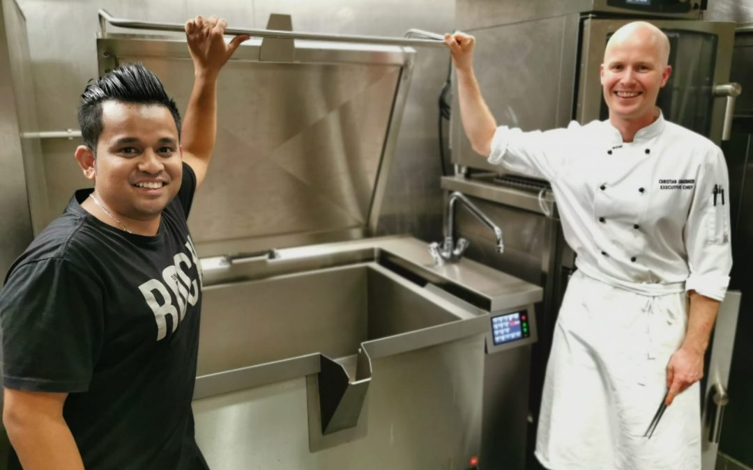 Skanos Serves Pan Pacific Melbourne with First-Class Catering Equipment