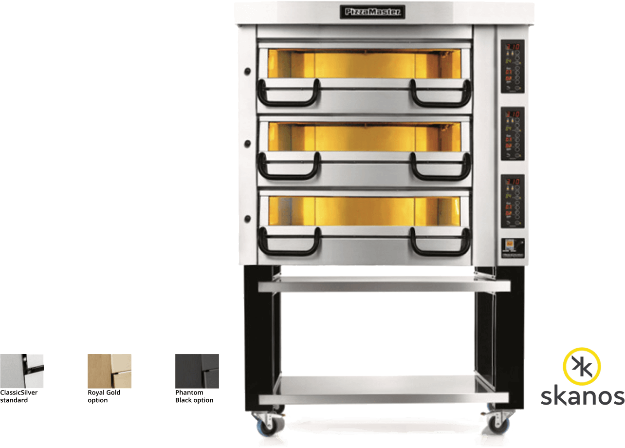 Pizzamaster-electric-deck-commercial-pizza-ovens