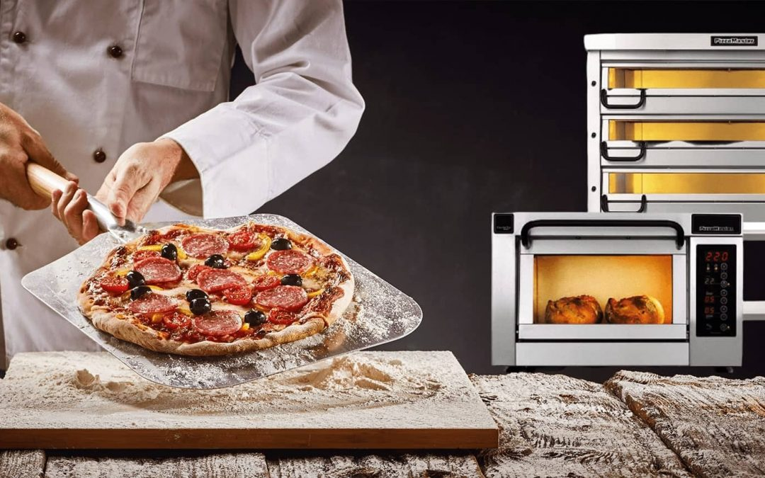 PizzaMaster Commercial Pizza Oven Gives New Life to The Grove
