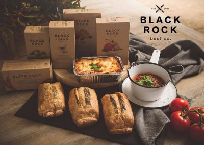 Black Rock Beef Co. Ready Meals