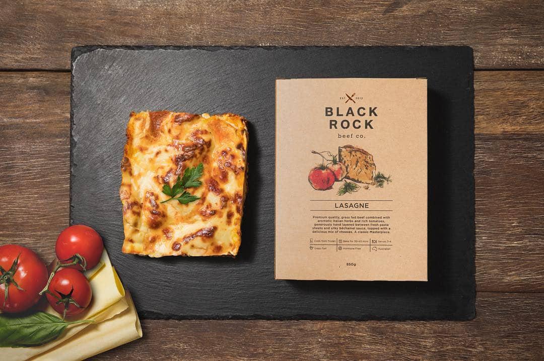 Black Rock Lasagne